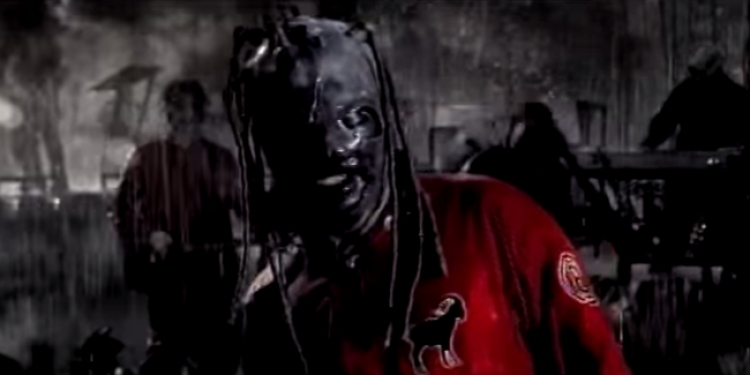 One of my favourite videos: Slipknot – 'Left Behind'