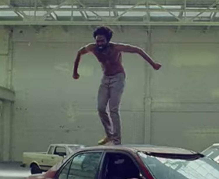 'THIS IS AMERICA' THE MOST TALKED ABOUT MUSIC VIDEO